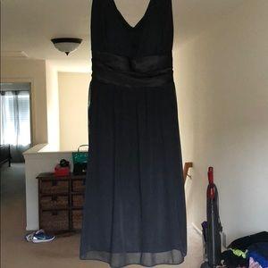 Dresses & Skirts - Plus size dressy black dress